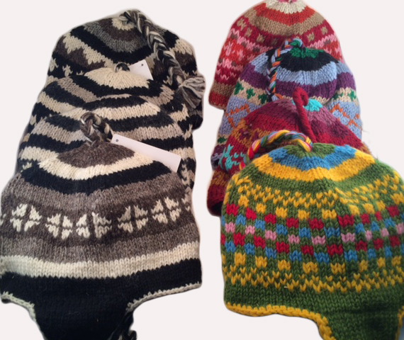 Wholesale Multi-colored beanies